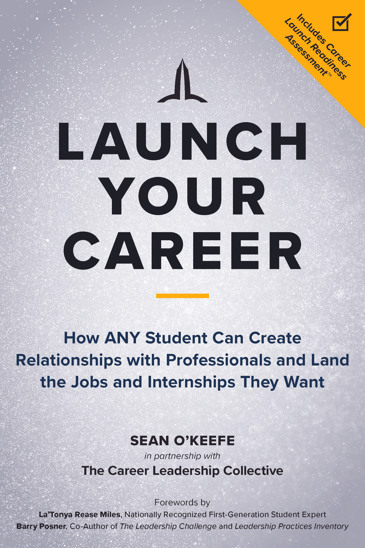 launch your career cover